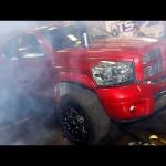 Dyno Testing – Day 1 of Diesel Power Challenge 2014!
