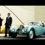 1936 Bugatti Type 57SC Atlantic – The World's Most Expensive Car