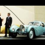1936 Bugatti Type 57SC Atlantic – The World's Most Expensive Car