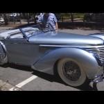 1937 Delahaye 145 Franay Cabriolet: Grand Prix Racer Turned Roadster – Pebble Beach Week