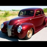 """1940 Ford First Drive! Cruising in the Ridler Winning """"Checkered Past"""" – HOT ROD Unlimited Ep. 39"""