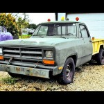 1990 Dodge Diesel: The Ultimate Adventure Tug Truck! – Dirt Every Day Ep. 34
