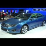 2008 Los Angeles Auto Show – 2010 Ford Fusion