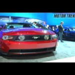 2008 Los Angeles Auto Show – 2010 Ford Mustang