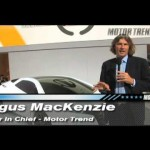 2008 Los Angeles Auto Show – Honda FC Sport Concept