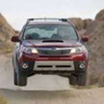2009 Motor Trend Sport/Utility of the Year: Subaru Forester