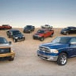 2009 Motor Trend Truck of the Year – Road Loop and Judging