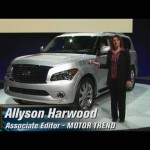 2010 New York: 2011 Infiniti QX56