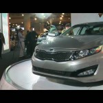 2010 New York: 2011 Kia Optima