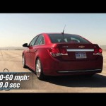2011 Chevrolet Cruze vs 2012 Ford Focus – Comparison