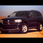 2011 Dodge Durango – First Test