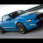 2011 Los Angeles: 2013 Ford Shelby GT500