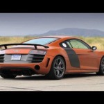 2012 Audi R8 GT – First Test