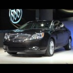 2012 Buick Verano at the 2011 Detroit Auto Show | N.A.I.A.S