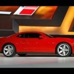 2012 Chevy Camaro ZL1: 2011 Chicago Auto Show