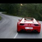 2012 Ferrari 458 Spider – First Drive