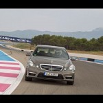 2012 Mercedes-Benz E63 AMG – Hot Lap