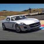 2012 Mercedes-Benz SLS AMG Hot Lap! – 2011 Best Driver's Car Contender