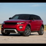 2012 Motor Trend SUV of the Year – Range Rover Evoque