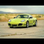 2012 Porsche Cayman R – First Test