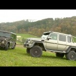 2014 Mercedes-Benz G63 AMG 6X6 vs 2014 Mercedes-Benz G63 AMG! Head 2 Head Ep. 46