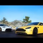 2015 Aston Martin V12 Vantage S vs 2014 Jaguar XKR-S GT! Head 2 Head Ep. 48