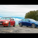 2015 BMW 335i M Sport vs. 2016 Jaguar XE S! – Head 2 Head Ep. 67