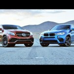 2015 BMW X6 M vs. 2016 Mercedes-AMG GLE63 S Coupe – Head 2 Head Ep. 70