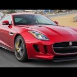 2015 Jaguar F-Type Coupe R Hot Lap! – 2014 Best Driver's Car Contender