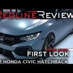 2017 Honda Civic Hatchback – Redline: First Look – 2016 New York Auto Show