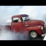 73-Car Burnout & Day 7 of HOT ROD Power Tour! – Chattanooga, TN to Concord, NC
