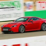 Aston Martin V12 Vantage Track Attack with Justin Bell