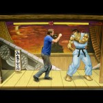 AWESOME Street Fighter Chalk Art! – AWE Me Artist Series