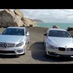 BMW 328i vs Mercedes-Benz C250! – Head 2 Head Episode 9