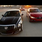 Cadillac ATS 3.6 vs BMW 335i vs Mercedes-Benz C350! – Head 2 Head Episode 21