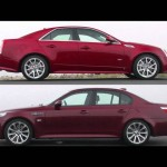 Cadillac CTS-V vs BMW M5  Performance Testing