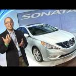 Camry In The Crosshairs? – 2011 Hyundai Sonata