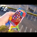Can Balloons Protect an iPhone 6S Plus from 100 FT Drop Test?