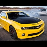 Chevrolet Camaro SS 1LE vs Ford Mustang GT Track Pack! – Head 2 Head Episode 25
