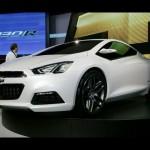 Chevrolet Concepts: 2012 Detroit