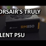 Corsair RM Series Power Supply Unboxing & Overview