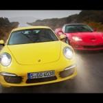 Corvette Grand Sport Vs Porsche 911! – Head 2 Head Episode 1