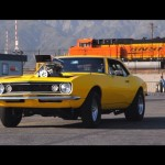 Crusher Camaro Hits the Drag Strip! – HOT ROD Unlimited Episode 3
