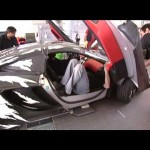 Developing the McLaren MP4-12C