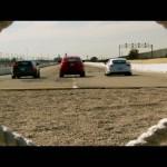 Drag Race! 2011 Cadillac CTS-V Wagon vs 2011 Porsche Panamera Turbo vs 2011 BMW X6 M