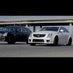 Drag Race! 2011 Cadillac CTS-V Wagon vs D3 2011