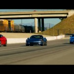 Drag Race! 2012 Nissan GT-R vs 2011 Chevy Corvette Z06 vs 2011 Shelby GT500