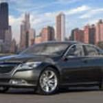 Electrifying! – Chrysler 200C Concept – 2009 Detroit Auto Show
