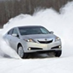 Feature: Acura Winter Testing Experience