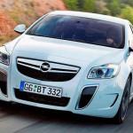 First Look – Opel OPC Sedan
